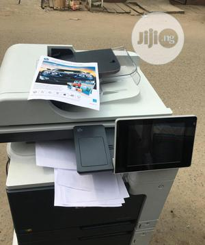 Hp Laser Jet Enterprise 700 Mfp M775dn Coloured Printer   Printers & Scanners for sale in Lagos State, Surulere