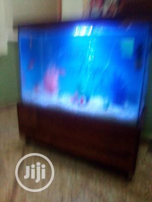 Standing Aquarium Fish Tank   Fish for sale in Lagos State, Surulere