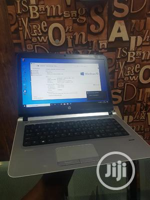 Laptop HP ProBook 440 G3 4GB Intel Core i3 HDD 500GB | Laptops & Computers for sale in Lagos State, Ikeja