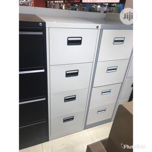 4 Drawer Metal Filing Cabinet | Furniture for sale in Lagos State, Lekki