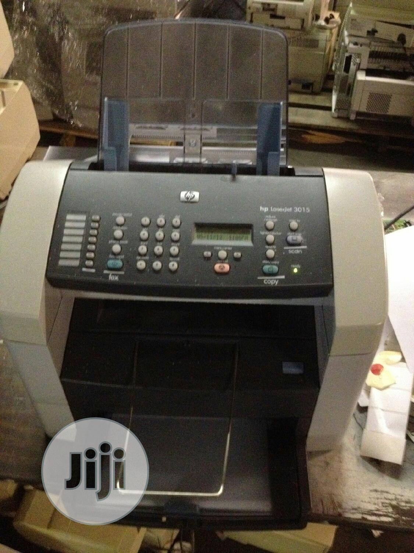 HP Laserjet 3015 Black And White Printer