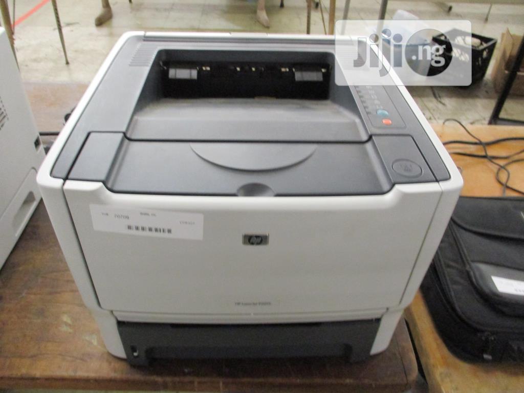 HP Laserjet 2015 Black And White Printer