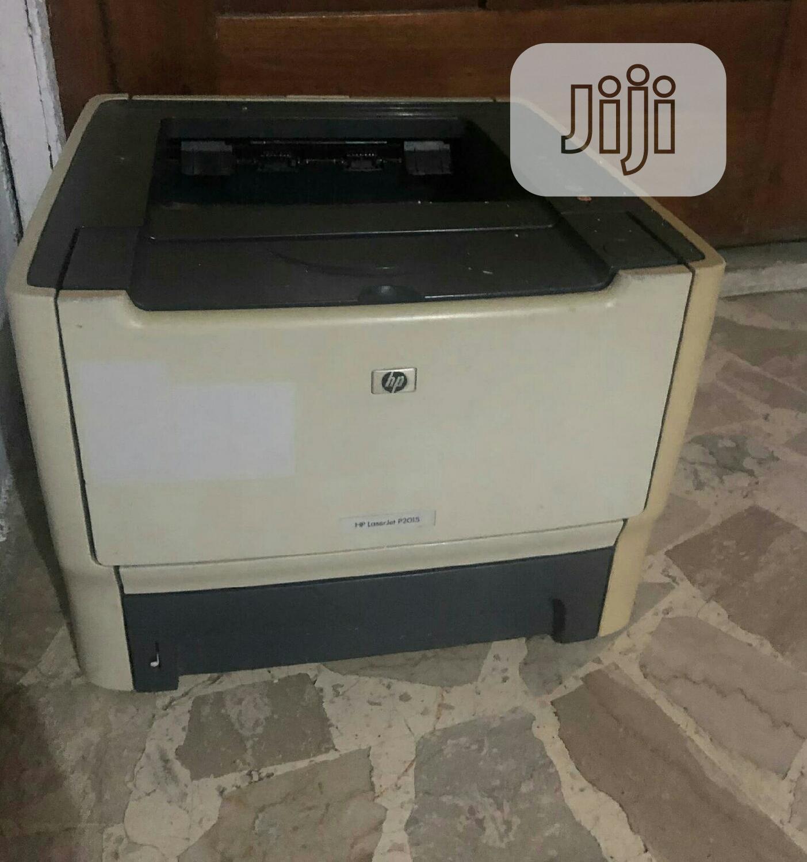 HP Laserjet 2015 Black And White Printer | Printers & Scanners for sale in Ikeja, Lagos State, Nigeria