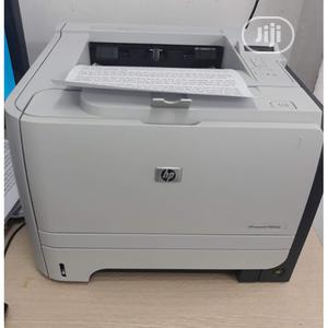 HP Laserjet 2055 Black And White Printer | Printers & Scanners for sale in Lagos State, Ikeja