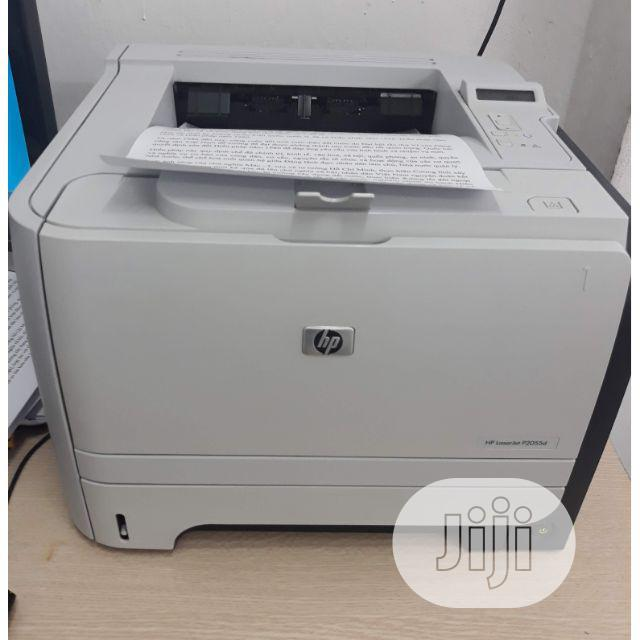 HP Laserjet 2055 Black And White Printer