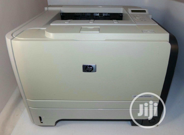 HP Laserjet 2055 Black And White Printer | Printers & Scanners for sale in Ikeja, Lagos State, Nigeria