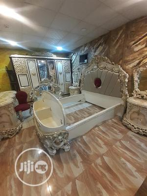 Turkey Royal Complete Set With Wardrobe   Furniture for sale in Lagos State, Ojo