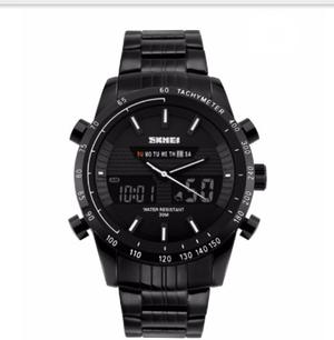 Digital And Analogue Chronograph Tachymeter Sport . | Watches for sale in Lagos State, Lagos Island (Eko)
