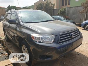 Toyota Highlander 2008 Gray   Cars for sale in Lagos State, Isolo