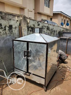 250-300 Pieces × 1kg Fish Smoking Kiln   Farm Machinery & Equipment for sale in Delta State, Warri