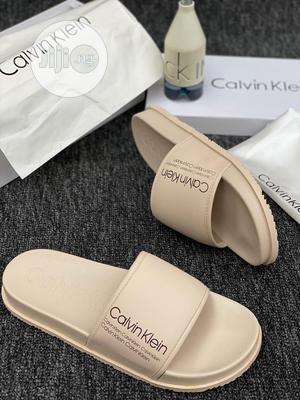 Calvin Klein Slides | Shoes for sale in Lagos State, Lagos Island (Eko)