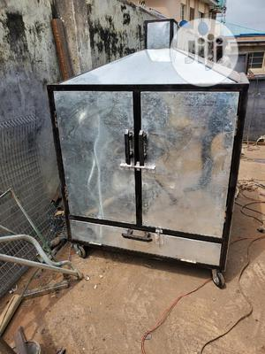 Quality 250 Pieces ×1kg Fish Smoking Kiln   Industrial Ovens for sale in Lagos State, Isolo