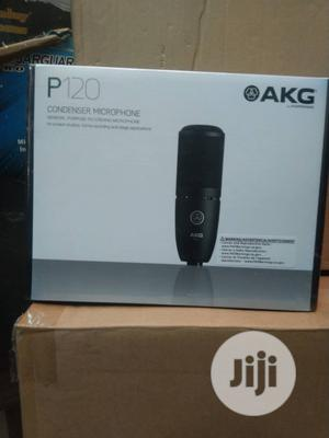 Akg P120 STUDIO Microphone | Audio & Music Equipment for sale in Lagos State, Ojo