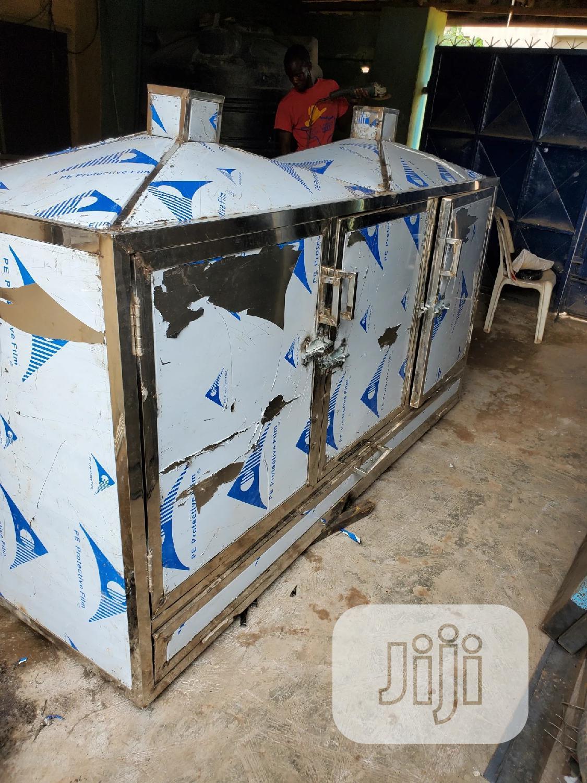 Fish Exporter Smoking Kiln For Fish