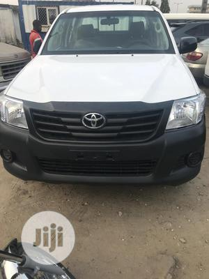 Toyota Hilux 2012 2.0 VVT-i White | Cars for sale in Lagos State, Ikeja