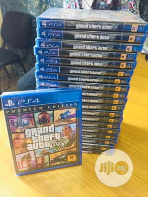 Ps4 GTA V Games Cds | Video Games for sale in Lagos State, Ikeja