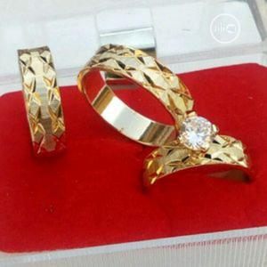 Romania Gold Wedding Ring | Wedding Wear & Accessories for sale in Lagos State, Surulere
