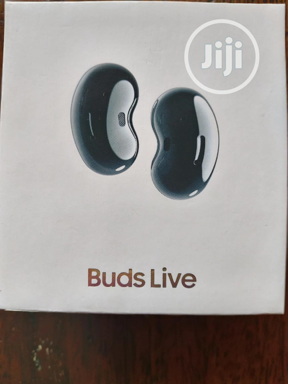 Samsung Galaxy Buds Live | Accessories for Mobile Phones & Tablets for sale in Ikeja, Lagos State, Nigeria