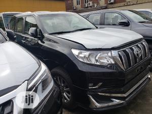 New Toyota Land Cruiser Prado 2019 Black | Cars for sale in Lagos State, Surulere