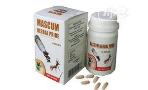 Say Goodbye to Weak Erection With Mascum Herbal Pride   Sexual Wellness for sale in Oyo State, Ibadan