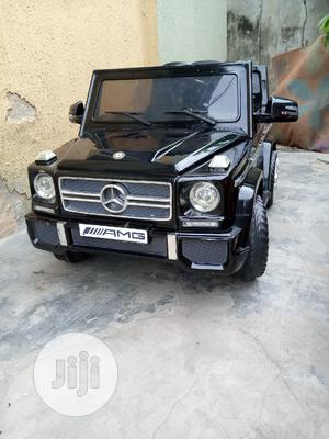 Uk Used Licensed 12 Volts Mercedes Benz G65 G Wagon | Toys for sale in Lagos State, Surulere