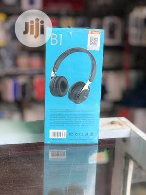 Vison B1 Wireless Headset | Headphones for sale in Lagos State, Ikeja