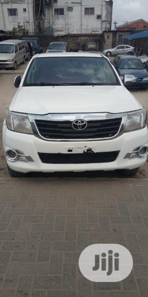 Toyota Hilux 2007 2.0 VVT-i White   Cars for sale in Lagos State, Amuwo-Odofin