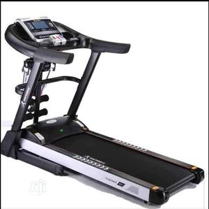 2.5hp Treadmills With Full Massager   Sports Equipment for sale in Lagos State, Alimosho