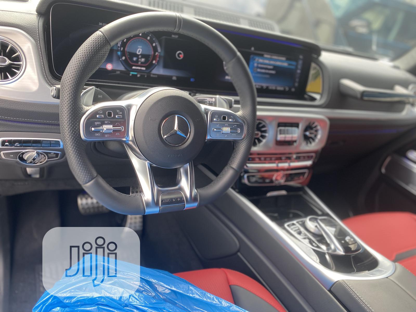 New Mercedes-Benz G-Class 2020 Base G 550 AWD Black | Cars for sale in Lekki, Lagos State, Nigeria