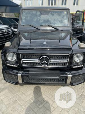 New Mercedes-Benz G-Class 2016 Base G 550 AWD Black | Cars for sale in Lagos State, Lekki