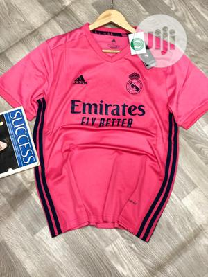 Latest Real Madrid Jersey 20/21 | Clothing for sale in Lagos State, Ikeja