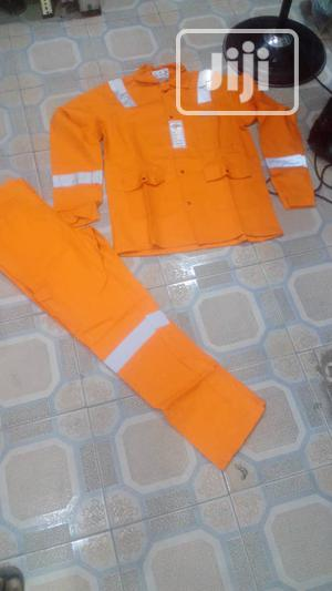 TOPS Reflective Safety Coverall Overall. Shirt and Trousers   Safetywear & Equipment for sale in Lagos State, Ojo