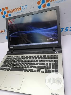 Laptop Toshiba Satellite L500 4GB AMD A8 HDD 320GB   Laptops & Computers for sale in Abuja (FCT) State, Durumi