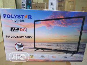 Polystar 24 Inches Inverter LED TV PV-JP24BT15INV | TV & DVD Equipment for sale in Lagos State, Alimosho