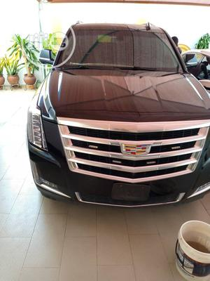 Cadillac Escarlade 2018 Black | Cars for sale in Lagos State, Ikeja