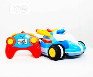 Smurf Cartoon Sport Car | Toys for sale in Lagos State, Amuwo-Odofin