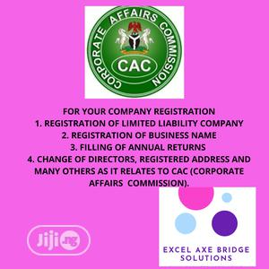 Registration Of Company Name & Business Name   Legal Services for sale in Lagos State, Ikeja
