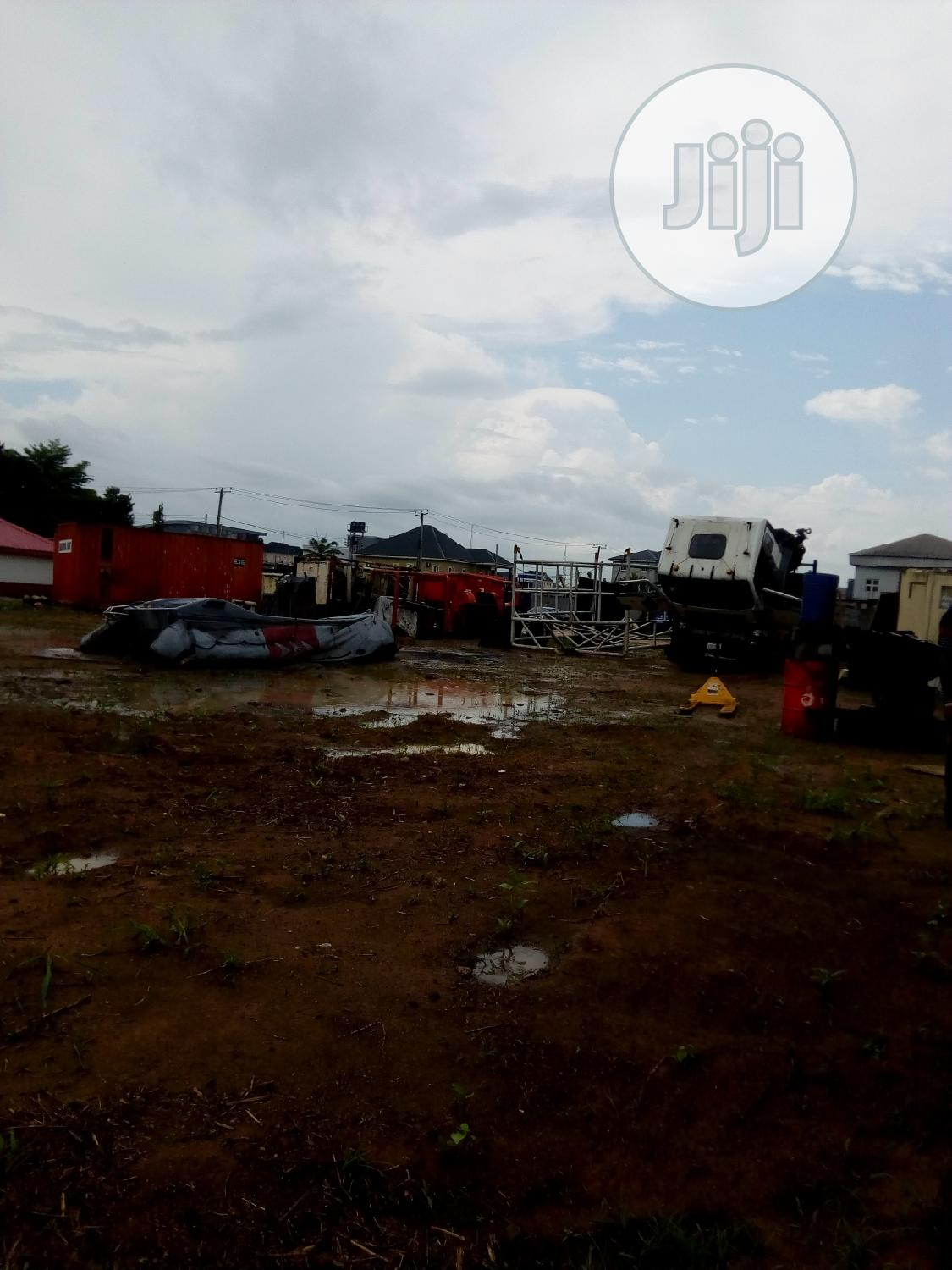Archive: 2 Plots Of Land For Lease In Gra Directly On The Road