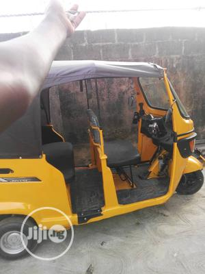 TVS Apache 180 RTR 2018 Yellow   Motorcycles & Scooters for sale in Lagos State, Ifako-Ijaiye