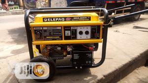 New ELEPAQ 6.5KVA,Key Starter, Per Copper | Home Appliances for sale in Lagos State, Ojo