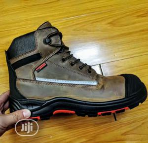 Safetoe - Durable Leather Safety Boot | Shoes for sale in Lagos State, Ikeja