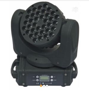 Led Moving Head Beam Light -3w-36pices | Stage Lighting & Effects for sale in Lagos State, Lagos Island (Eko)