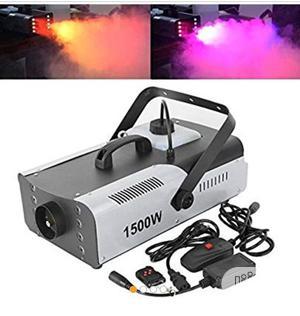 Smoke Machine-Wireless Control 1500w | Stage Lighting & Effects for sale in Lagos State, Lagos Island (Eko)