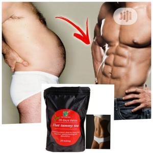 Flat Tummy Slimming Tea | Vitamins & Supplements for sale in Lagos State, Ikeja