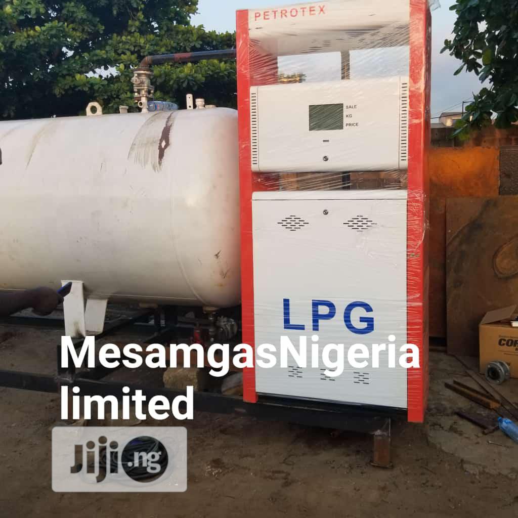 LPG Gas Installation