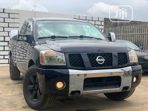 Nissan Titan 2004 King Cab SE 4x4 Blue   Cars for sale in Lagos State, Ikeja