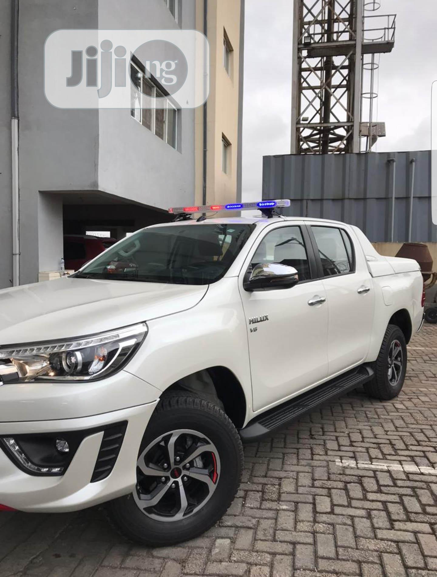 Toyota Hilux 2020 For Hire   Chauffeur & Airport transfer Services for sale in Lagos Island (Eko), Lagos State, Nigeria