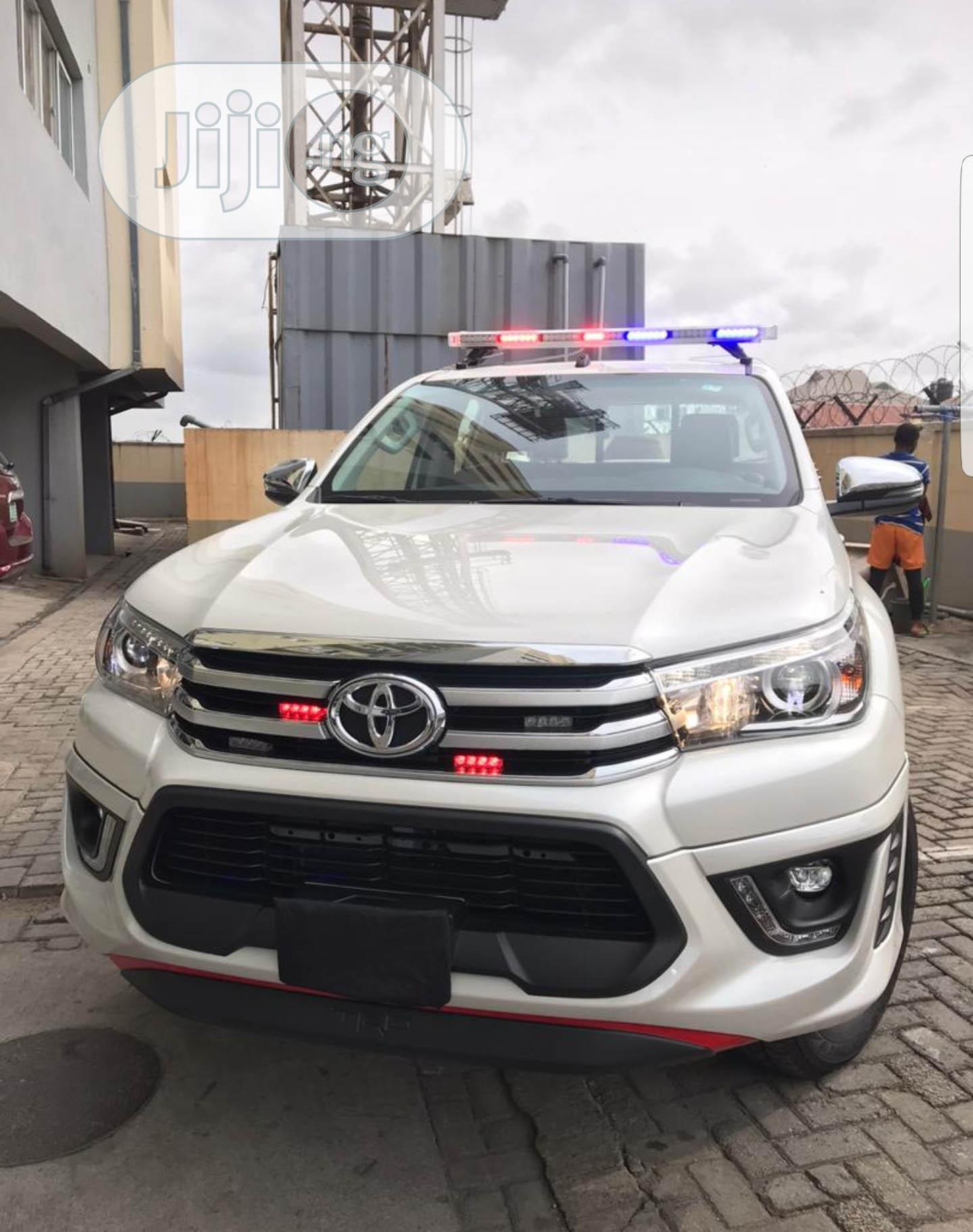 Toyota Hilux 2020 For Hire