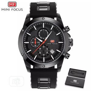 Mini Focus Chronograph Sport Watch | Watches for sale in Rivers State, Port-Harcourt