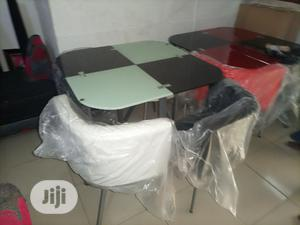 Restaurant Tables With 4 Chairs | Restaurant & Catering Equipment for sale in Rivers State, Port-Harcourt